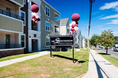 The Sarah Stevenson Dedication Program @ The Stevenson Apartments 10-18-17 by Jon Strayhorn