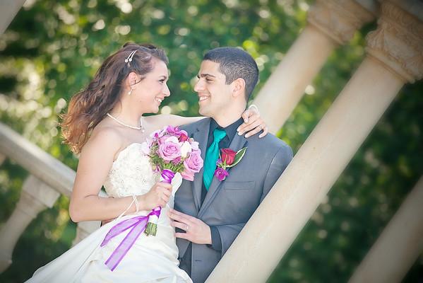 Sarah and Brian's Wedding