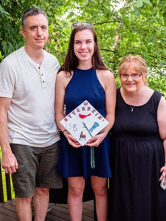 Sarah's Grad Party 6/17/17