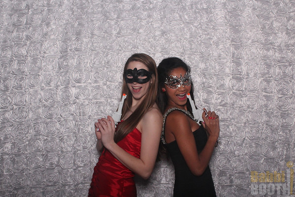 Sarah's Sweet 16 Masquerade Party