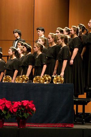Saratoga High School Winter Choir Dec 2008