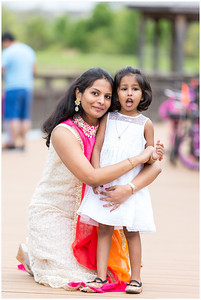 Sarayu 4th Birthday