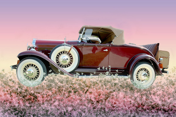 Sauder Antique Car day