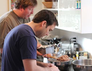 Sausage Making 2011