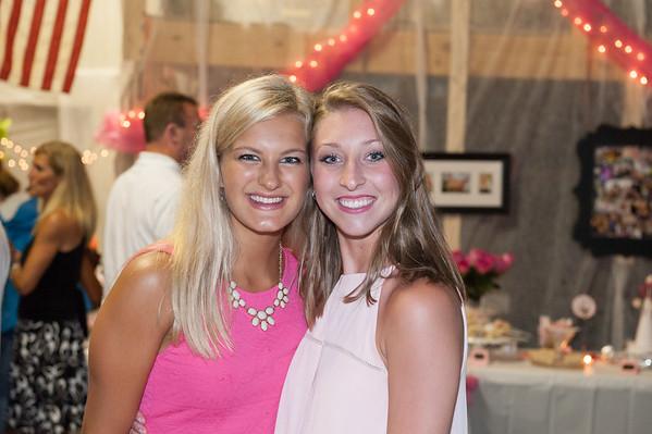 Savannah & Paige Grad Party