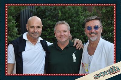 Mark Ellis, Craig Starling, Mark Hill