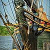 HMS  Bounty Tall Ship, Savannah GA