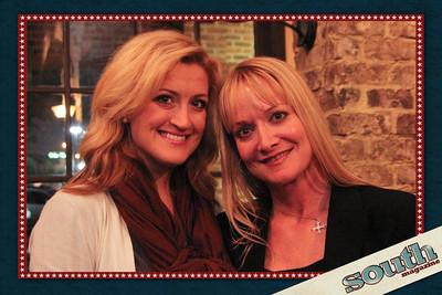 Maegan Donoghue and Carol Anne Henry