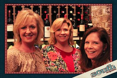 Sarah Little, Angie Carroll and Julie Olsen