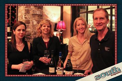 Heather Martin, Barbara Thureson, Bridget Michalski and Mike Jaeger