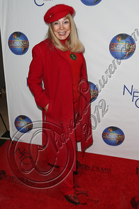 "CENTURY CITY, CA - DECEMBER 13:  Actress Terry Moore attends the screeming of ""Saving Grace B. Jones"" at ICM Screening Room on December 13, 2012 in Century City, California.  (Photo by Chelsea Lauren/WireImage)"