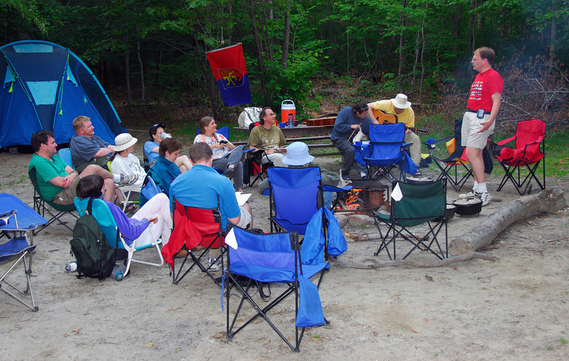 <b>our group around the campfire</b>   (Jul 01, 2006, 07:26pm)