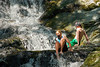 <b>Stephanie and Nate at Tannery Falls</b>   (Jul 01, 2006, 10:58am)