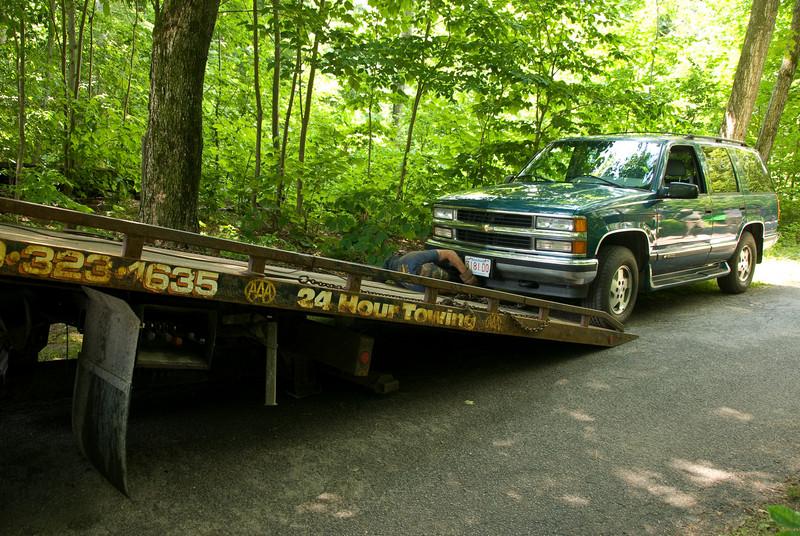 <b>Keith's car needed towing</b>   (Jul 06, 2007, 11:34am)