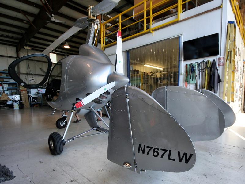 Sport Copter II - N767LW