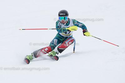Schüler Nachwuchscup Slalom Hochkar Jän 2018