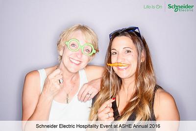 Schneider Electric @ ASHE | 07.11.16