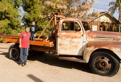 Jose on truck 1512