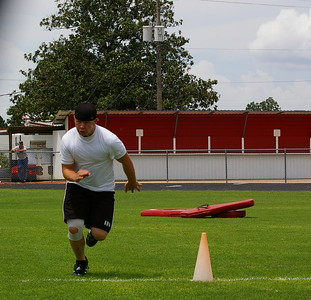 Schobel Football Camp