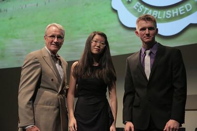 Presidential Scholars Awards 2013