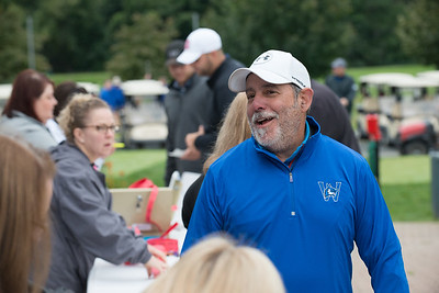 Scholarship Golf Tournament, Sept. 2018