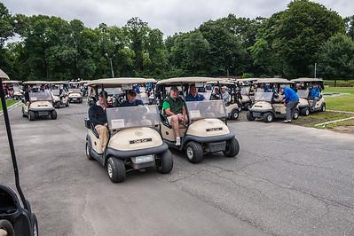 Scholarship Golf Tournament, Sept. 2018