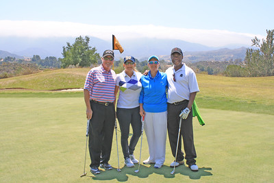 Left to right: James & Kam Morris, Dawn Hollingsworth and Ron Kelly.