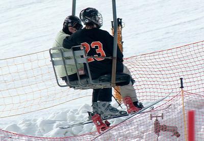 Jake snowboard race February 2007
