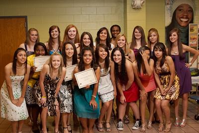 PHS Girls Soccer Banquet 5/13/09