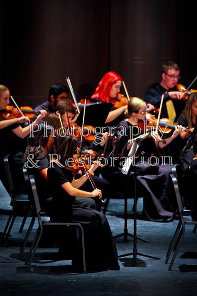 Broken Arrow Schools Fall Concert 2015