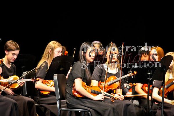 BAHS 2016 Dance-Orchestra Concert