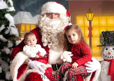 Meet Santa Claus at MCA