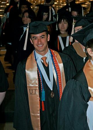 BJ Loessberg's UT Graduation