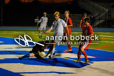 Boys Varsity Soccer (October 19, 2016)
