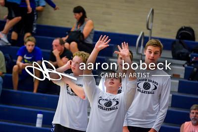Boys Varsity Volleyball (September 16th, 2015)