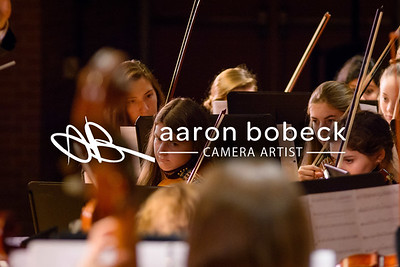 Fall 2016 Orchestra and Choral Concert