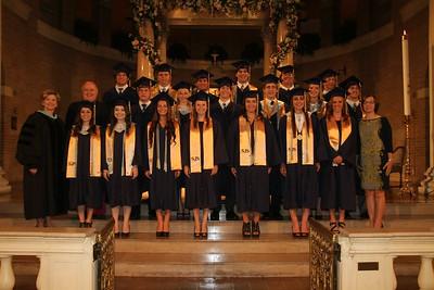 2015 SJH Graduation