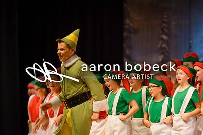 Middle School Musical - Elf