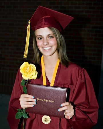Prairie High School Graduation 2008