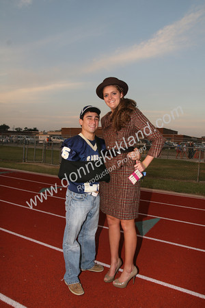 SJ Homecoming Game 2010 2011