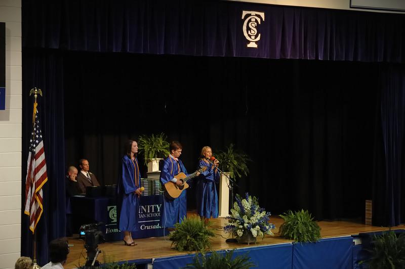 Trinity HS Graduation 2007<br /> Dublin, GA
