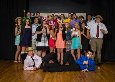 8th Grade Tea, Blaine Middle School, 2013