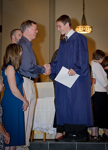 Assumption Catholic School 8th Grade  Graduation