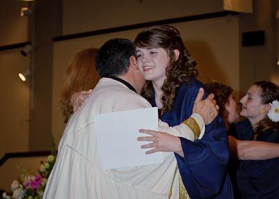 Assumption Catholic School 8th Grade  Graduation