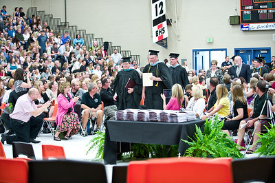 Blaine High School Graduation - Class 2012