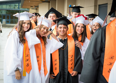 Blaine High School Graduation - Class 2018