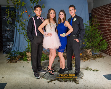 Homecoming 2015, Blaine High School