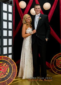 "Blaine High School Prom - 2012 ""Night Of The Dragon"""
