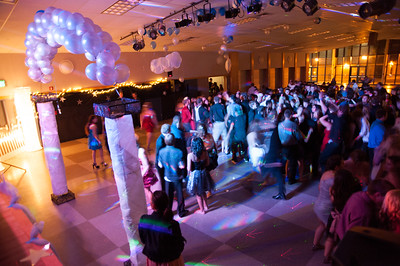 Heaven On Earth, Blaine High School Homecoming, September 2012