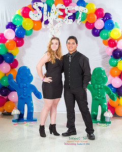 Homecoming 2016, Blaine High School